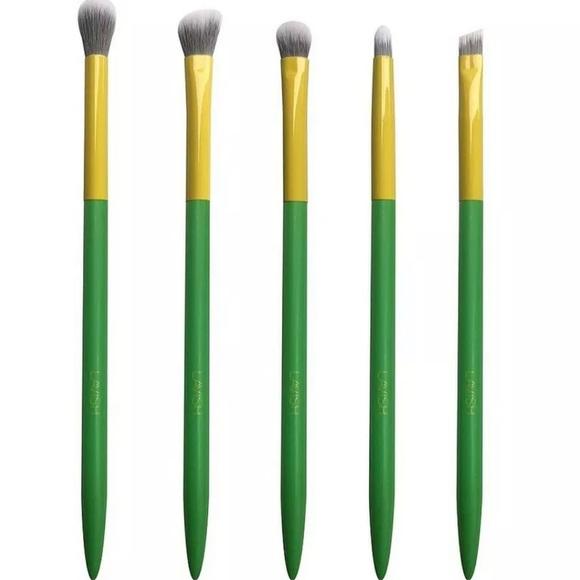 Lavish Eye Collection Vegan Makeup Brushes